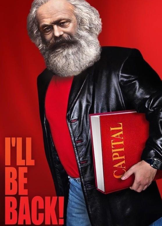 Marx torna